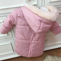 Jessica Simpson Pink and white jacket Burbank, 91505