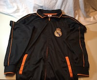 Real Madrid FC Pregame Jacket Little Rock, 72205