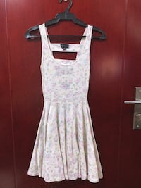 puting floral walang damit mini dress Makati City, 1223