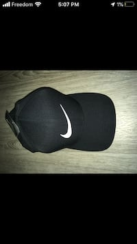 Nike fitted cap