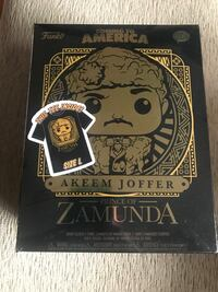 Funko Pop! Gold Prince Akeem Joffer Coming to America Target Exclusive with T Shirt Size XL, L, M or S Available Buena Park, 90620
