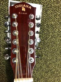 New Indiana 12 string Des Moines, 50315