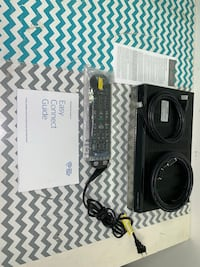 SAMSUNG HD CABLE BOX WITH EXTRAS
