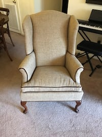 Antique Wingback Chair Flowood, 39232