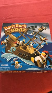 Don't Rock the Boat game Hanover, 17331