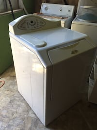 white front-load clothes washer Buena Park, 90621
