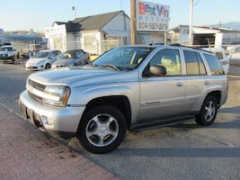 2004 CHEVROLET TRAILBLAZER 4X4 LT