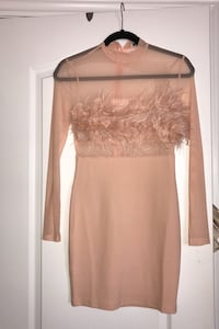 Fashion Nova Blush Dress brand new  Richmond Hill, L4B