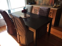 IKEA Extendable Dining table  Vancouver, V6B 2X6