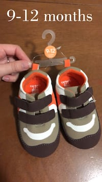 9-12 month shoes  Kitchener, N2P 1P1