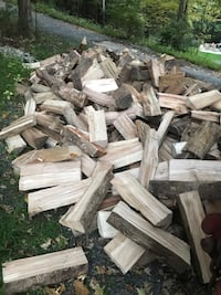 Seasoned firewood 200.00 a cord Free Delivery Local area Mix Hardwood