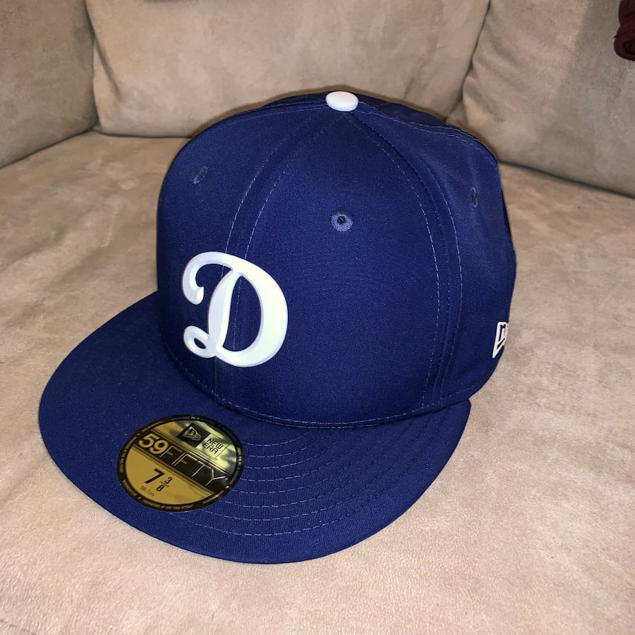 New Era dodgers fitted hat