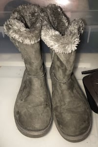 Gray boots Homewood, 35209