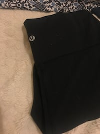 Lululemon black long legging size 12 Windsor, N8X 2M9