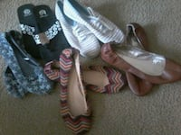 Shoes as 8 ladies McCalla, 35111