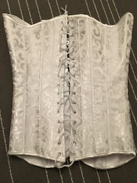 Lace up corset size med (fits more like a small) Milpitas, 95035