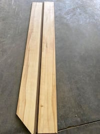 Oak wood plank for free