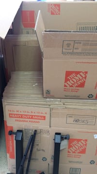 Moving Boxes - heavy duty, S, M, L, XL, Wardrobe - $1 per box, $5 for wardrobe- used 1 time Durham, 27712