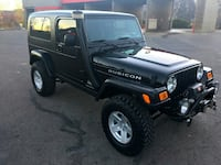 Automatic Jeep Wrangler LJ RUBICON 2006 New York, 10044