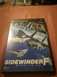 PS2 Japanese SIDEWINDER F Midwest City, 73110