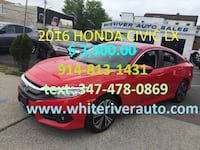 2016 HONDA CIVIC EX New Rochelle