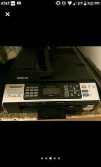 Brother all-in-1 multifunc. center inkjet printer Anchorage, 99507