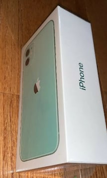 REAL IPHONE 11 GREEN