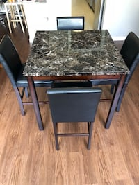 KITCHEN TABLE! MUST GO ASAP!! Arlington, 22202