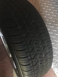 BMW tires and wheels. Tires new wheels excellent condition