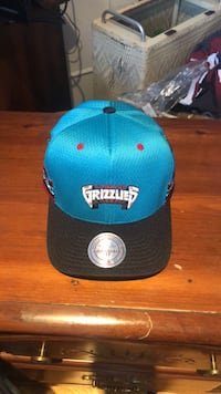 blue and black Chicago Bulls fitted cap London, N5X