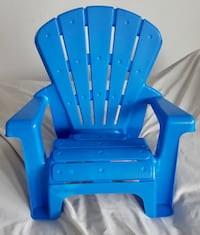 Kids' Adirondack Chair Toronto