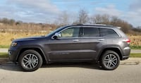 2017 Jeep Grand Cherokee Limited 4x4 Scarborough, M1B2W3