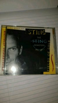 The best of Sting cd 6250 km