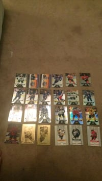 NHL trading cards. Great condition $25 obo Edmonton, T6J 1G5