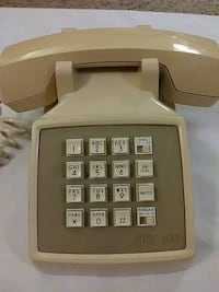 Vintage AT&T 100 Working Telephone! Culver City, 90232