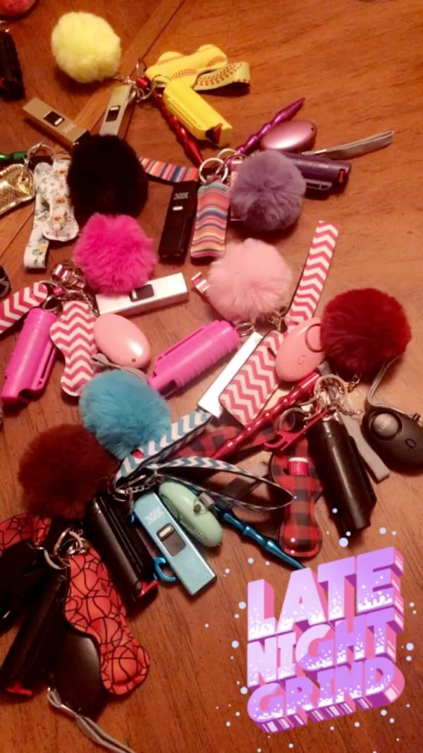 Used Self Defense Keychains For Sale In Des Moines Letgo