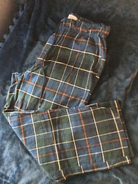 Urban Outfitters Flannel Pants Vancouver, V5N