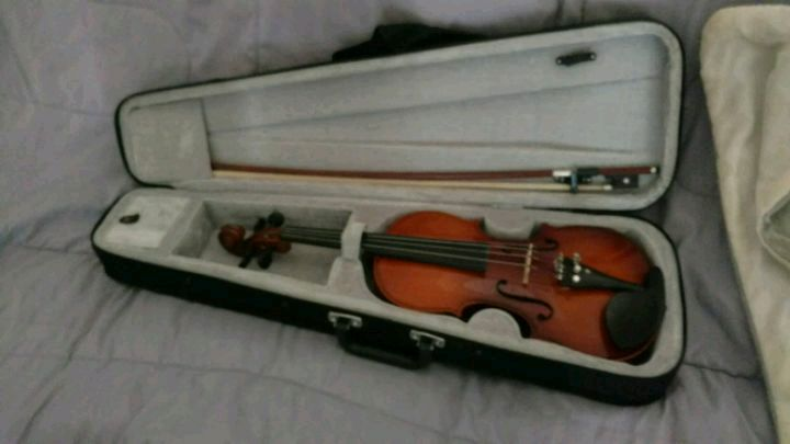 Photo Full size violin excellent condition
