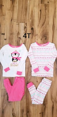 toddler's white and pink onesie Piedmont, 29673