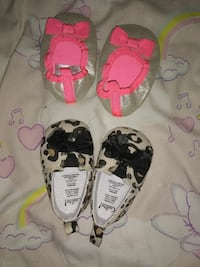 0-3 months babygirl shoes