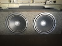 "2 12"" Polk Subwoofers and Polk amp Toledo, 43608"