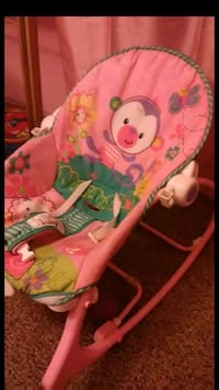 Kid's pink rocking chair Las Vegas