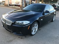 2012 Bmw 550xi, M Sports, Premium, Technology, Executive, & Comfort Package No Accidents Whitchurch-Stouffville