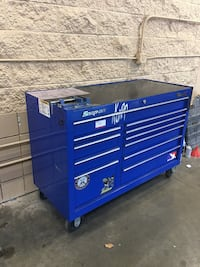 blue and gray tool cabinet Dixon, 95620