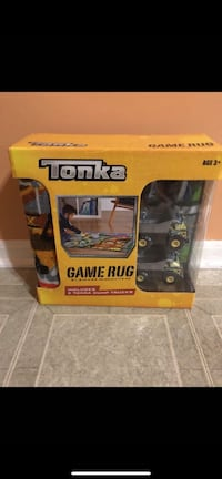 Tonka kids Game Rug. Brand new