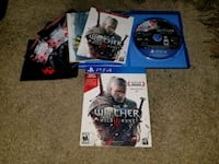 Witcher 3: Wild Hunt (PS4) Shirley, 01464