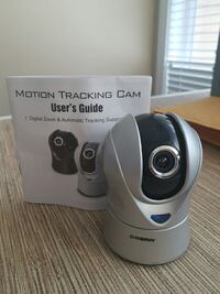 black and gray motion tracking camera Surrey