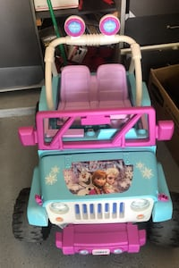 Toys Frozen Toy Car - No Battery Houston, 77070