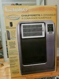 BRAND NEW STILL IN BOX LASKO HEATER  Toronto, M9B 5S7