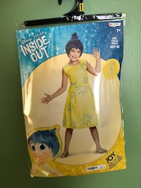 Inside out Joy costume NEW  Richmond, 23226